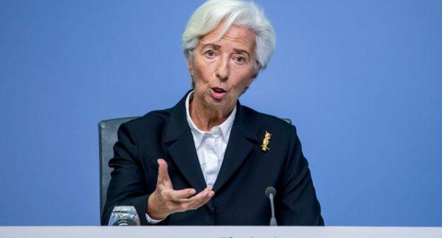 ECB beefs up bond-buying to €1.35 trillion to boost Eurozone economy