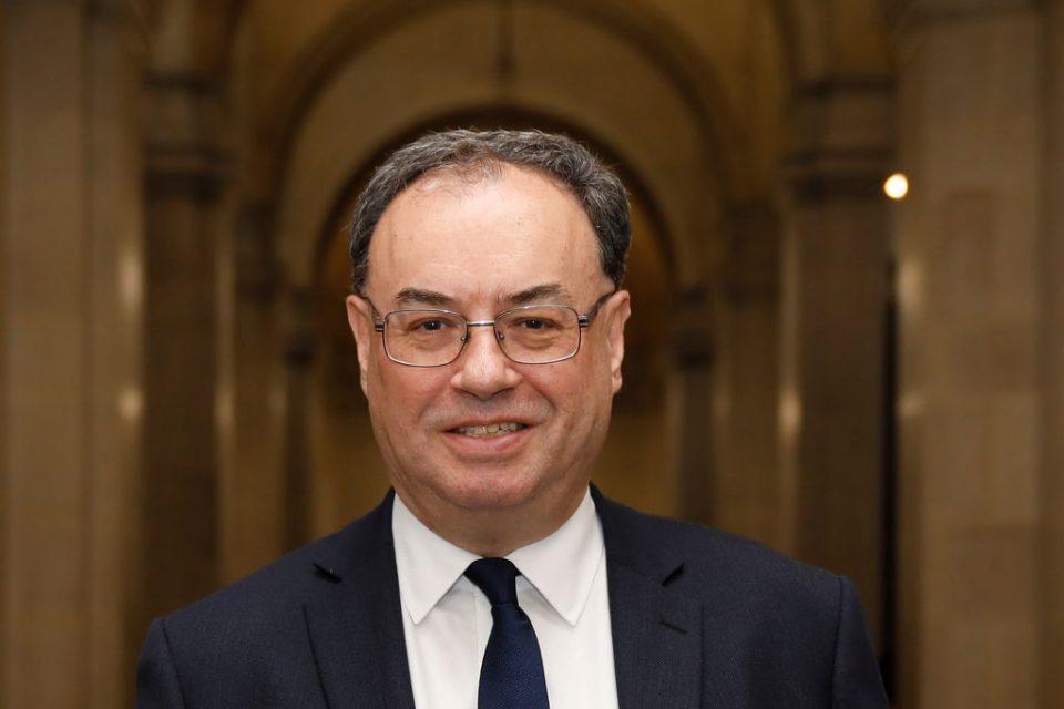 bank of england boe bonds coronavirus climate