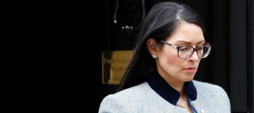 Priti Patel lays out details of 14-day quarantine plan