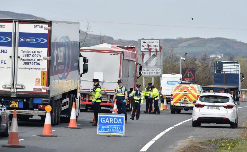Brexit trade talks: UK 'U-turns' on full border checks for EU goods