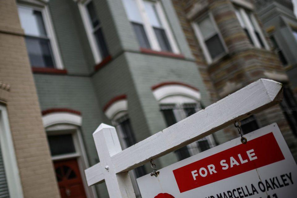 us pending home sales housing market