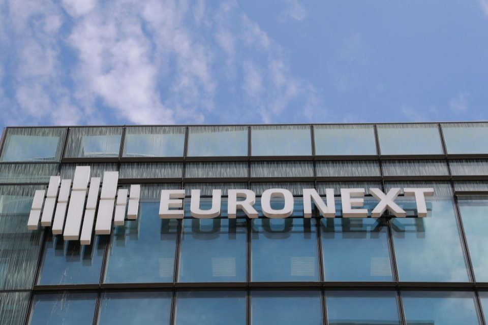euronext trading hours