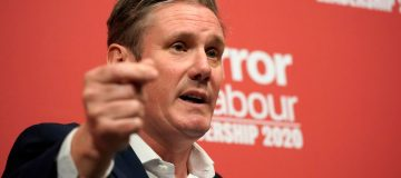 """A new review into the Labour party's disastrous performance in the last election has said that the party has a """"mountain to climb to get back into power in the next five years""""."""