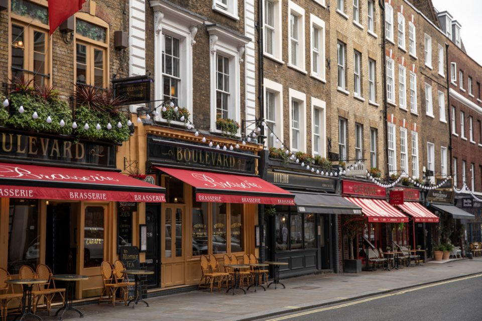 Pubs And Restaurants Express Relief As Their Lockdown Ends Cityam