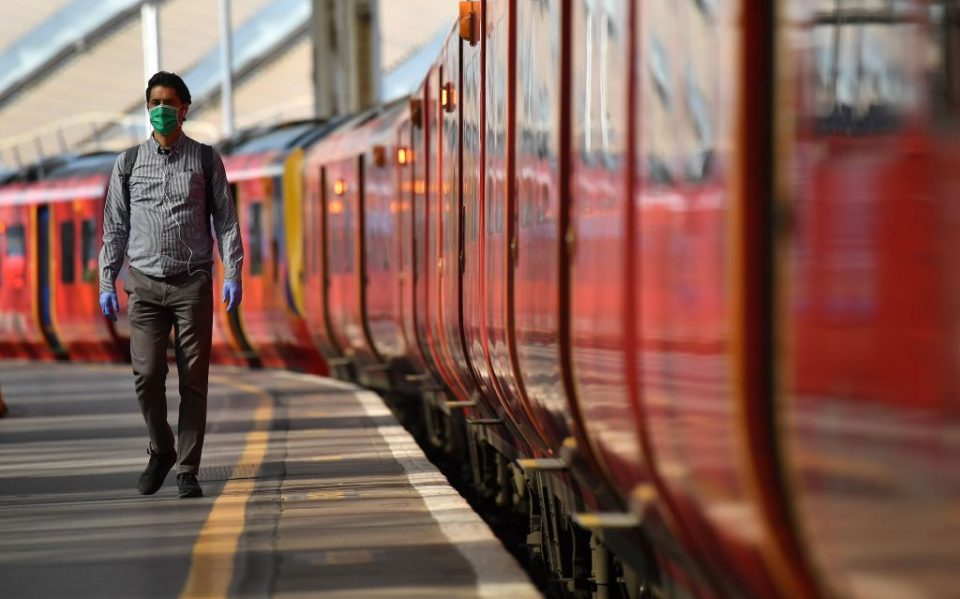 Commuters are facing the prospect of a New Year's hike in rail fares as the cost of a multi-billion pound bailout of the country's railways begins to be felt.