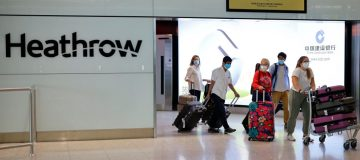 Heathrow Airport's chief executive has warned that 25,000 jobs may be lost at the airport if the government's quarantine rules are not relaxed, or air bridges not established, within the next two weeks.