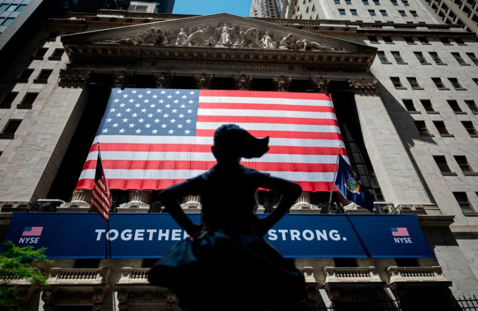 US stocks surge after employment figures smash expectations