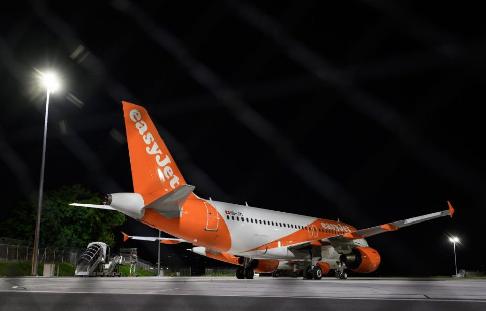 Two members of Easyjet's board will step down this year, it was announced this morning, just a few weeks after finance chief Andrew Findlay also turned in his resignation.
