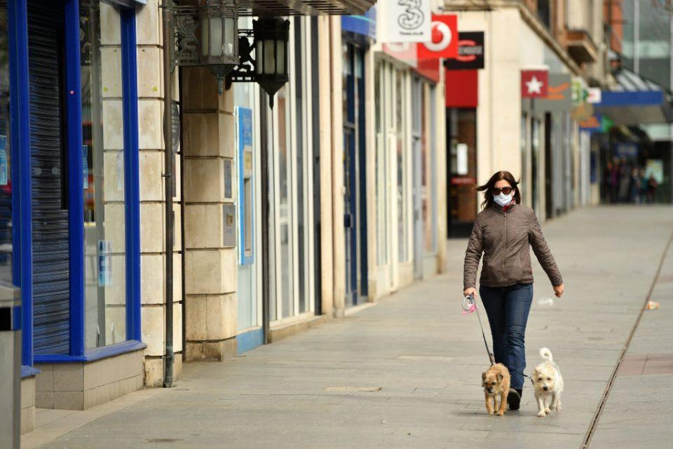 coronavirus shops reopen retail