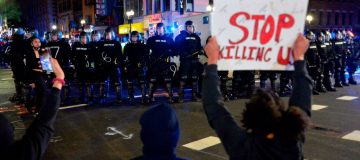Tech giants Facebook and Snapchat have joined a growing roster of companies to have condemned racism in the United States as protests over the death of George Floyd in police custody entered their sixth day.