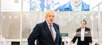 Boris Johnson ftse 100 coronavirus markets