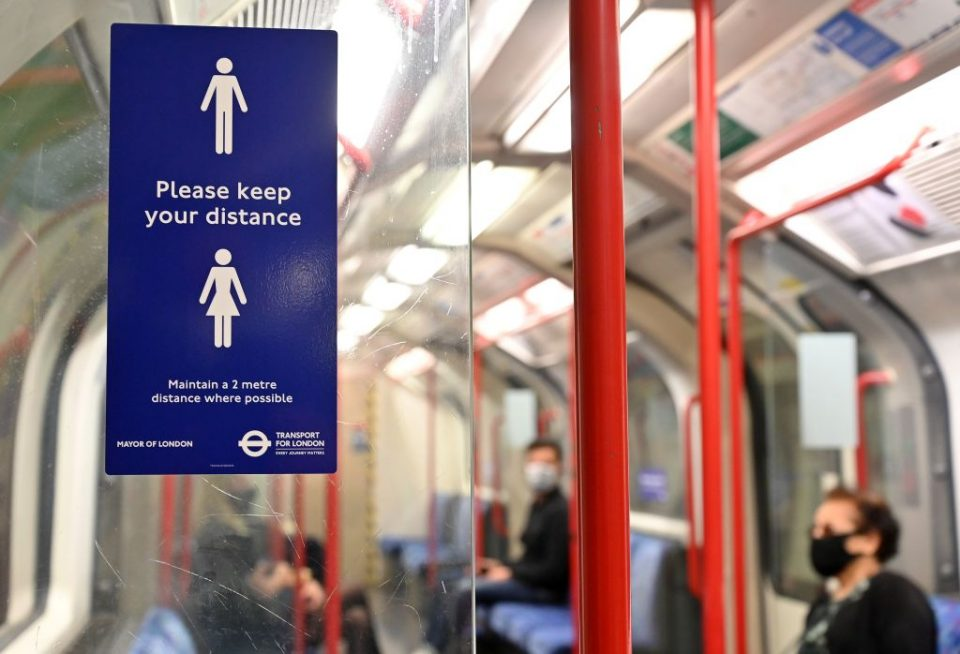 """Sadiq Khan's decision to implement a four-year fare freeze on Transport for London services was not """"responsible"""", transport secretary Grant Shapps said today."""
