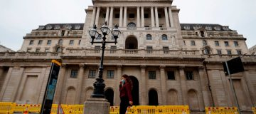 bank of england climate