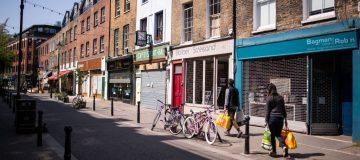 Coronavirus Lockdown Forces London's Small Businesses To Make Hard Choices