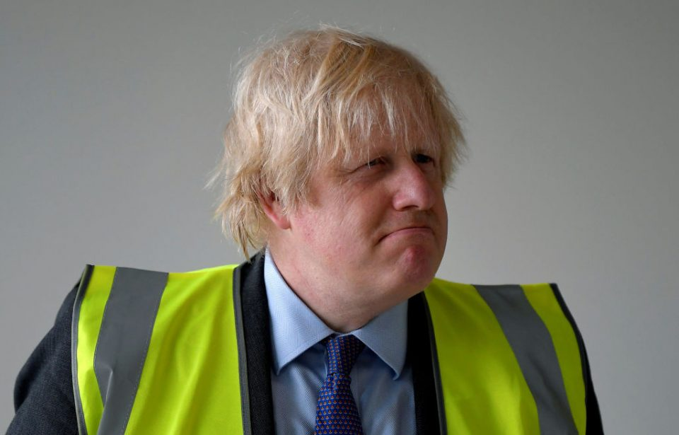 """Boris Johnson will today pledge £5bn in fast-tracked infrastructure investment as he promises to """"build build build"""" the UK's economy out of the coronavirus crisis."""
