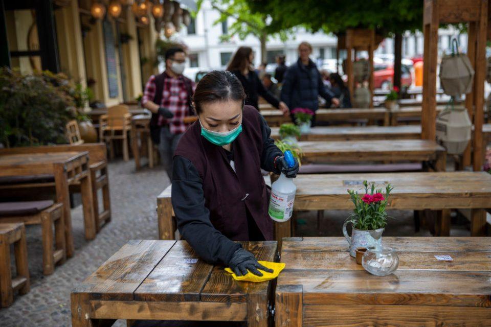 The Coronavirus In Germany: Week 11