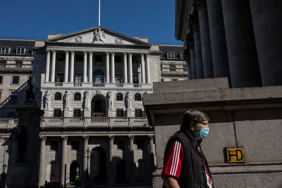 The Bank of England is expected to announce a further £100bn for its bond-buying programme when it meets next week in order to limit the damage to the UK economy by the coronavirus crisis.