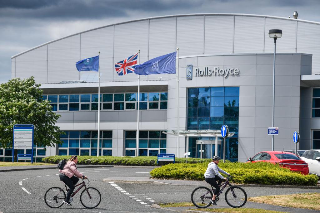 Rolls-Royce's Inchinnan Plant Faces Job Cuts