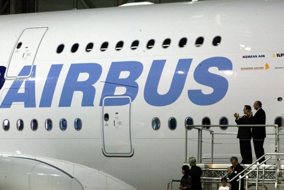 "Planemaker Airbus saw its earnings rise in the first quarter but warned that the crisis engulfing aviation due to the pandemic ""was not yet over""."