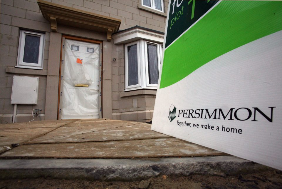 Housebuilder Persimmon said that its profit fell about a quarter in 2020 as a result of the coronavirus pandemic.