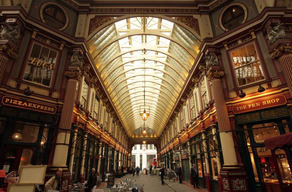 leadenhall market restaurants face further lockdown