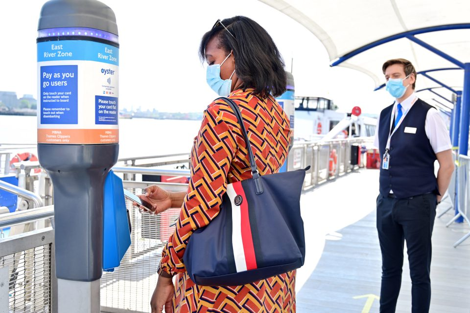 River bus service Thames Clippers will return to service from 15 June as lockdown measures continue to ease and more commuters return to work.