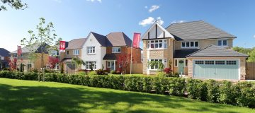 Redrow anticipates turnover to drop by more than a third