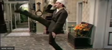 Fawlty Towers Don't mention the war