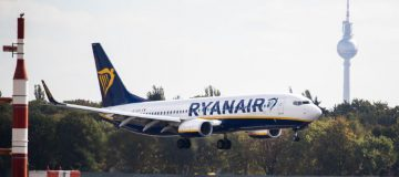 Budget carrier Ryanair today said that it had successfully increased its flight schedule to over 60 per cent of pre-Covid levels as passenger numbers continue to grow after lockdown.