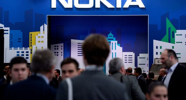 Nokia shares soar as group swings to profit during pandemic