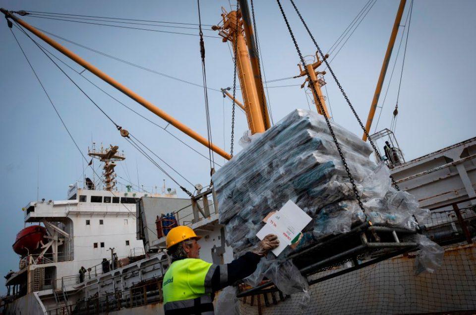 SPAIN-EU-BRITAIN-FALKLANDS-FISHING-ECONOMY