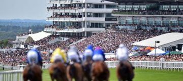 Epsom Downs takes the limelight on Derby Day