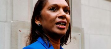 'I was mistaken for a cleaner', says Gina Miller