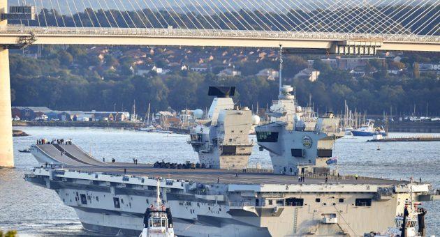 Babcock shares plummet after defence firm books £2bn writedown