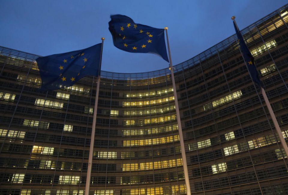 EU European Commission tech