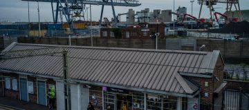 tilbury port explosion