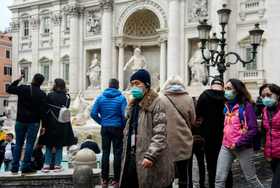 Italy, France and Spain's economies shrink at record pace amid pandemic