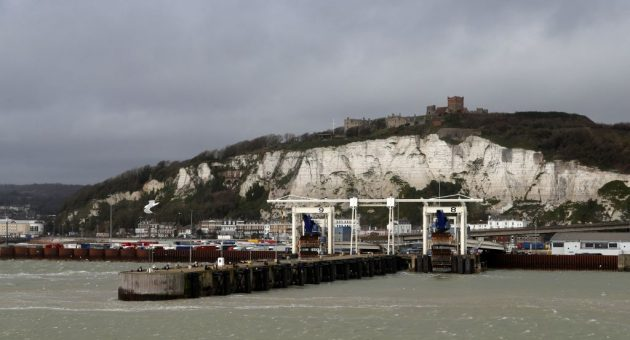 UK-France trade back at pre-pandemic levels in March
