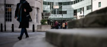 BBC boss apologises over broadcast of racial slur