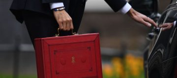 UK economy facing worst crash in 300 years and surge in borrowing, says OBR