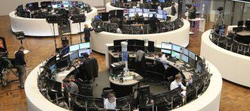 european exchanges trading glitch