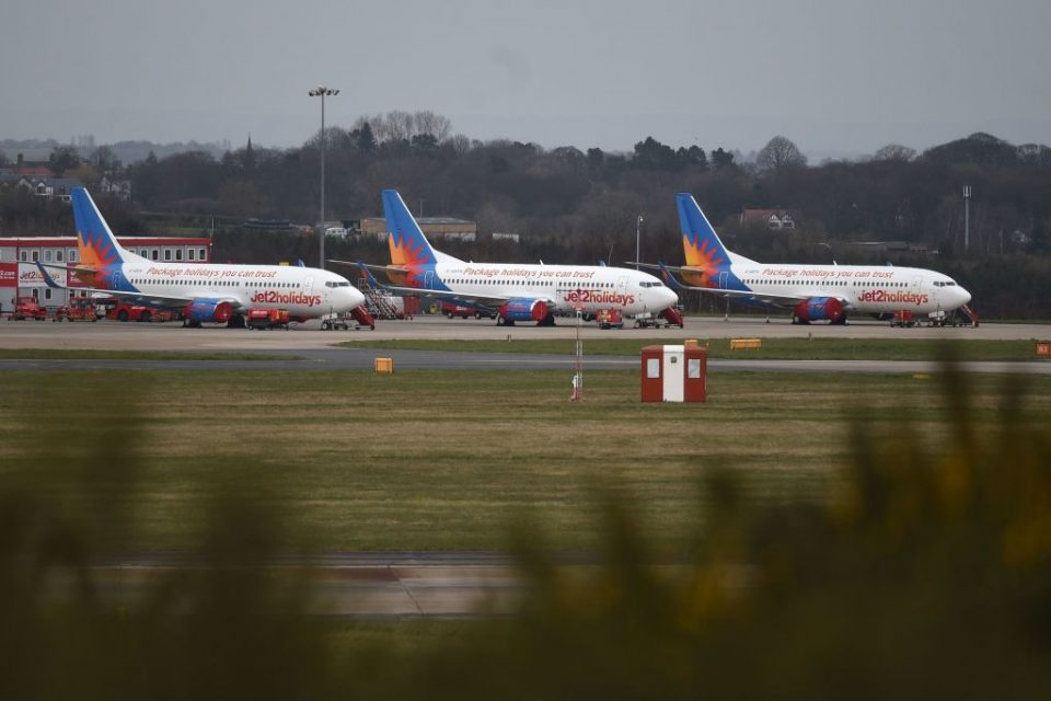 Budget carrier Jet2 has now cancelled its flights to the Balearic and Canary Islands after the Foreign Office updated its advice to warn against any non-essential travel to the destinations.