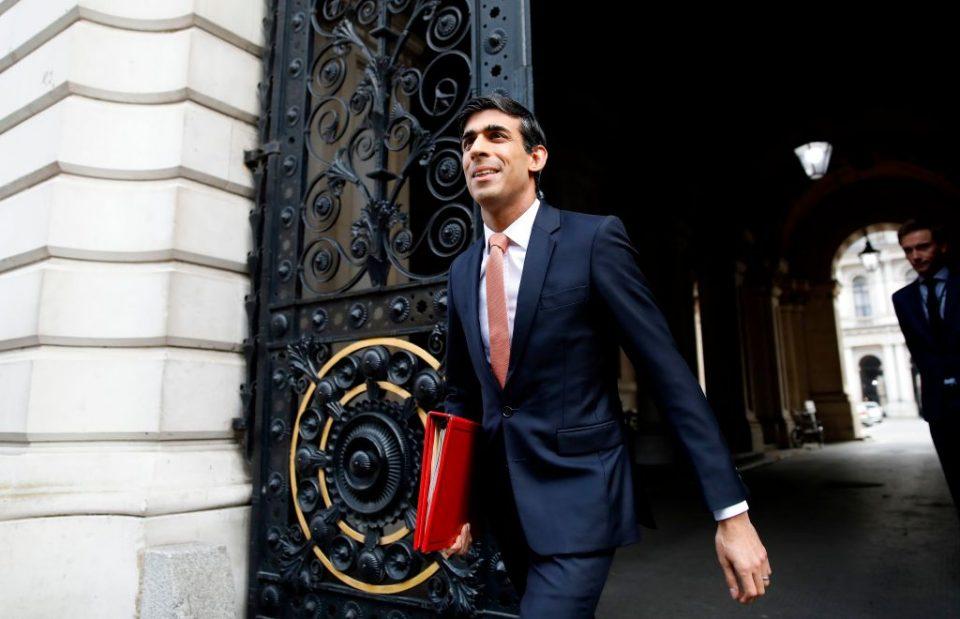 Job retention scheme costs government £32bn