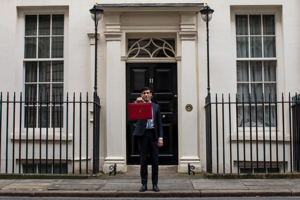 Chancellor Rishi Sunak has presented two Budgets already, and faces introducing UK tax rises to pay for unprecedented levels of public spending