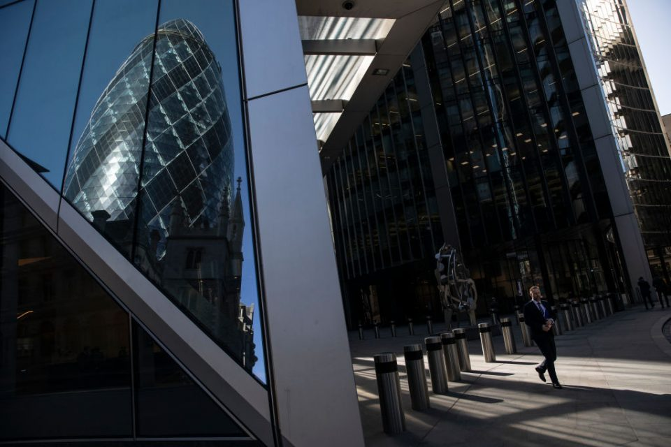 The FTSE 100 is lagging behind the global stock markets recovery - but why?