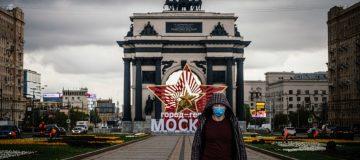 RUSSIA-HISTORY-WWII-ANNIVERSARY-VIRUS