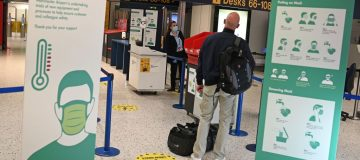 People entering the UK from red-listed countries may be allowed to leave quarantine early if they test negative twice for coronavirus in a limited number of days.