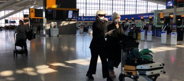 Passengers from abroad landing in England, Wales and Northern Ireland no longer have to self-isolate for two weeks as the government relaxed quarantine rules.