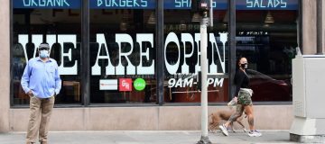The US economy likely created jobs at a record clip in June as more restaurants and bars resumed operations, economists have predicted.