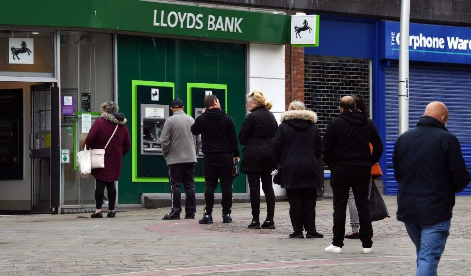 Lloyds suffers a rare loss as bad loan provisions higher than expected